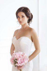 bridal hair, make up, nails, canterbury hair & beauty salon