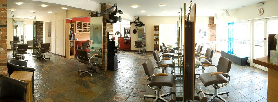 Inside Blakes Hair & Beauty Salon in Canterbury, Kent