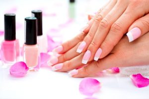 nail services, gel nails, best beauty salon in Canterbury, Kent