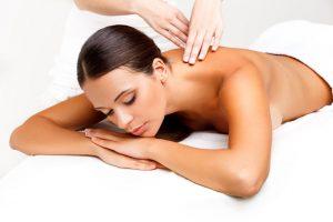 back massages at top Canterbury hair & beauty salon