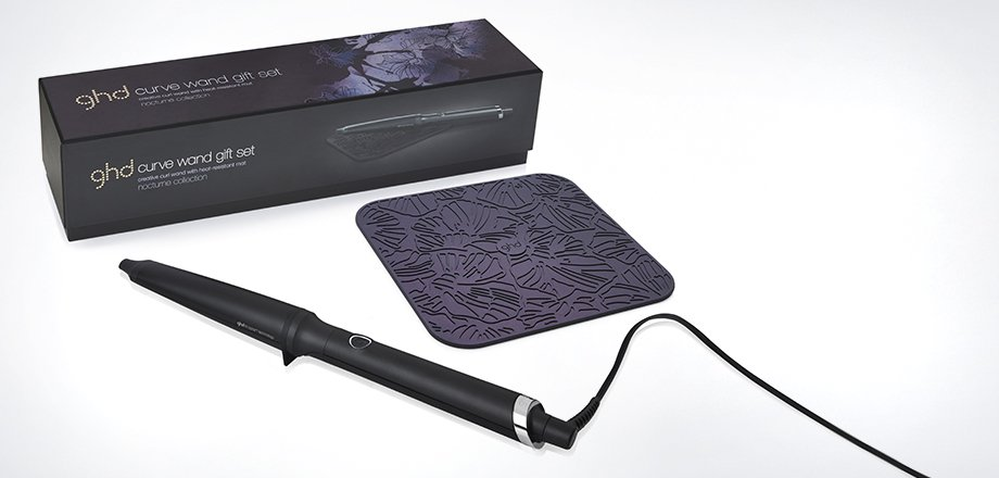 Limited edition ghd nocturne stylers