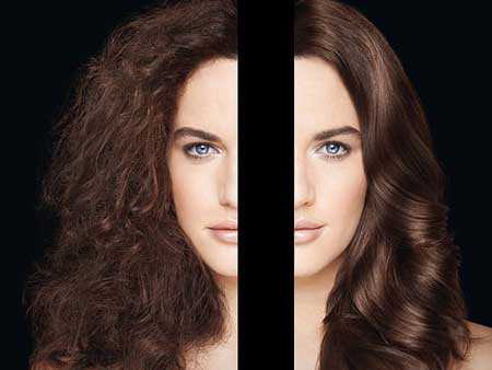 How to Control Frizz