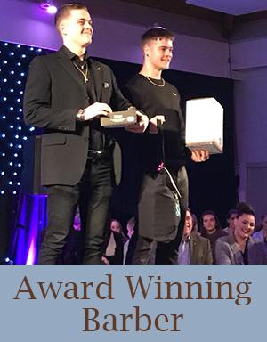 Award Winning Barber