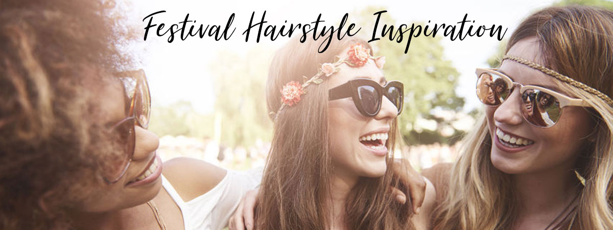 Festival-Hairstyle-Inspiration-from Blakes Hair Salon Canterbury