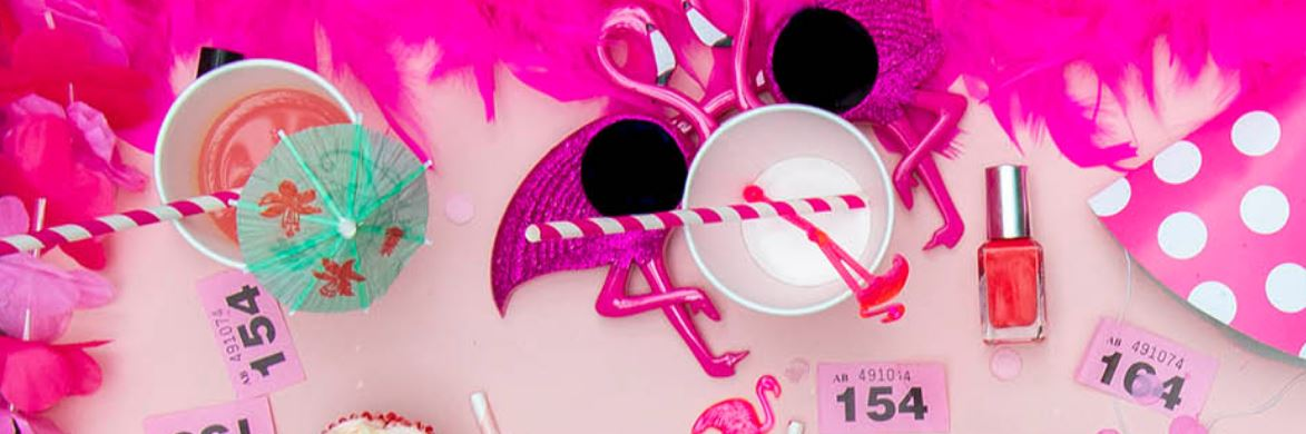 Big Pink Bake Sale at Blakes Hair & Beauty Salon in Canterbury