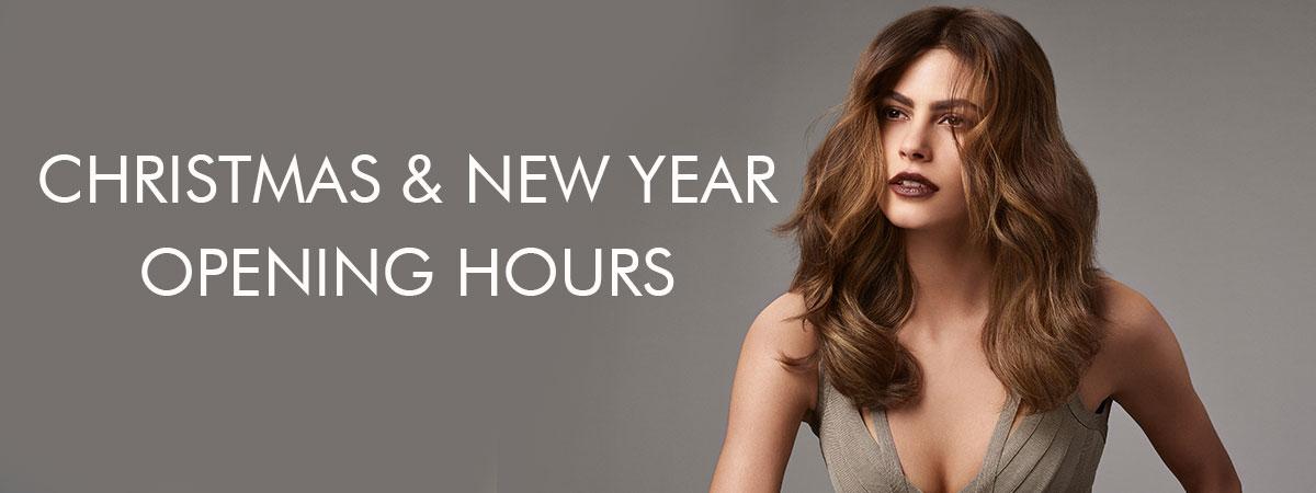 Christmas New Year Opening Hours Blakes Canterbury Hair Salon