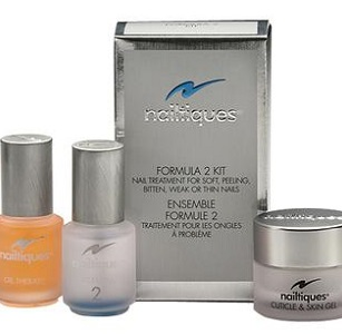 Nailtiques nail care products at Blakes Canterbury Beauty Salon