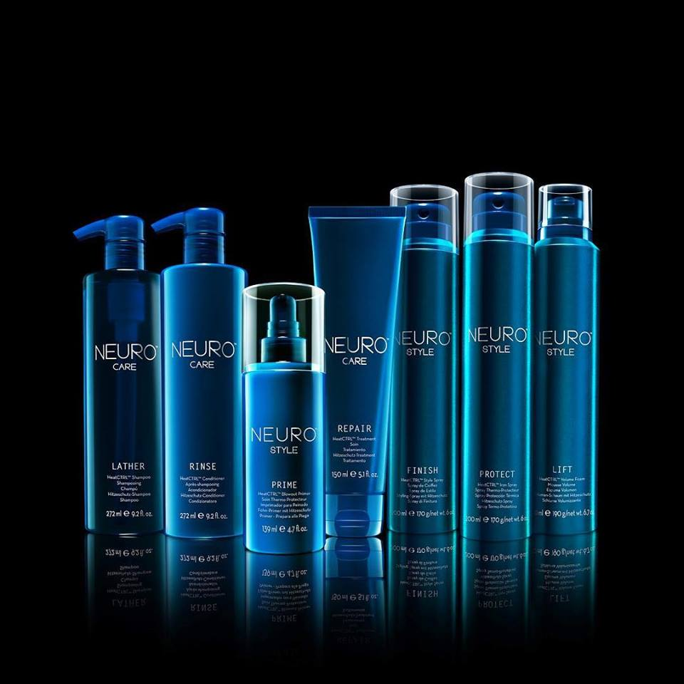 Paul Mitchell Neuro Range