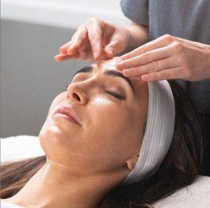 Dermalogica skin peel for older woman Blakes Beauty Salon Canterbury