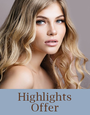 Hair Colour Highlights Offer Canterbury Hair Salon