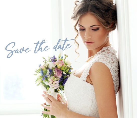 Save the Date... Wedding Hair at Blakes