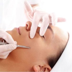 DERMAPLANING TREATMENT Canterbury Beauty Salon