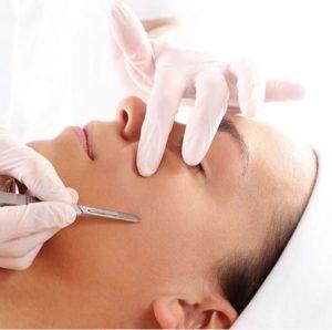 DERMAPLANING TREATMENT Canterbury Beauty Salon