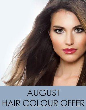 August Hair Colour Offer