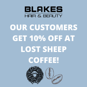 Blakes Hair Beauty Salon Canterbury Coffee Discount Lost Sheep Coffee