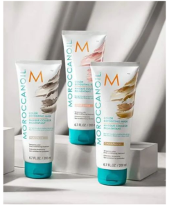 Moroccanoil Color Depositing Masks from Blakes Hairdressers in Canterbury