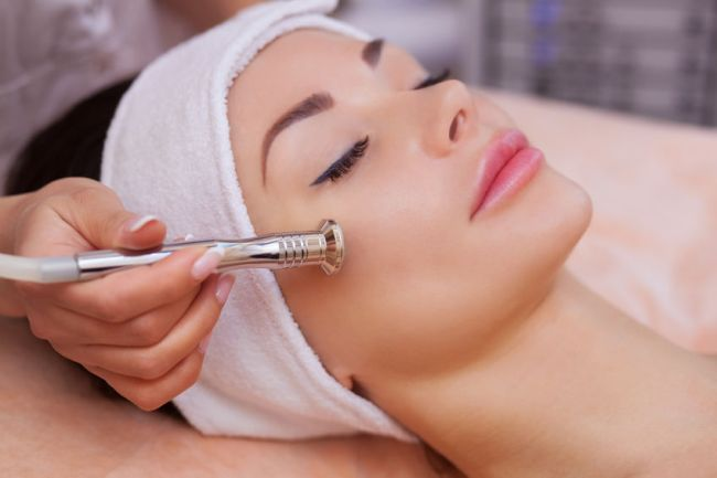 Microdermabrasion at Blakes Canterbury Beauty Salon