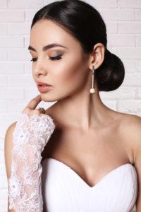 Bridal beauty at Blakes Canterbury Salon