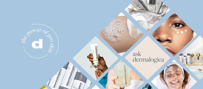 Shop Dermalogica Skin Care Products Online at Blakes Canterbury Beauty Salon