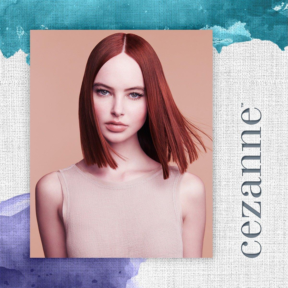 Cezanne Keratin smoothing treatments Canterbury hairdressers