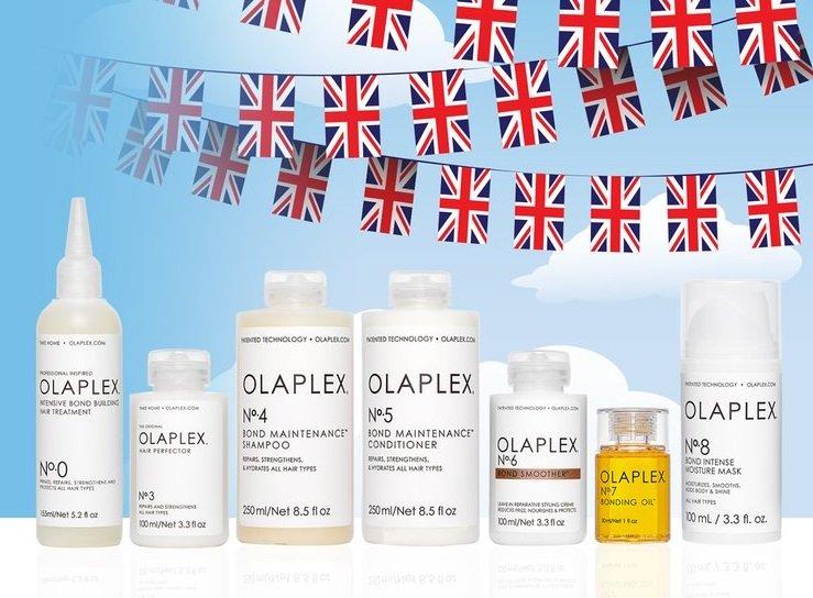 Olaplex Stockists Canterbury Blakes Hairdressers