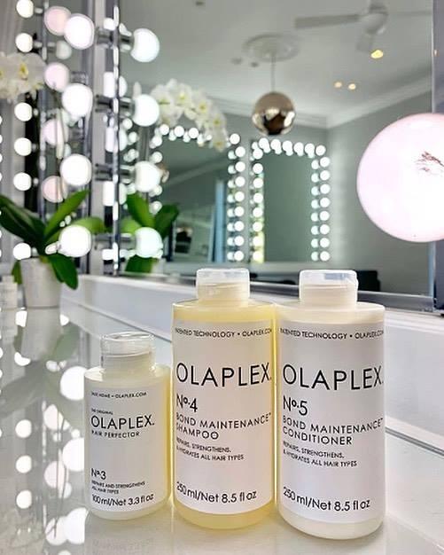 Olplex Treatments Canterbury Hairdressers