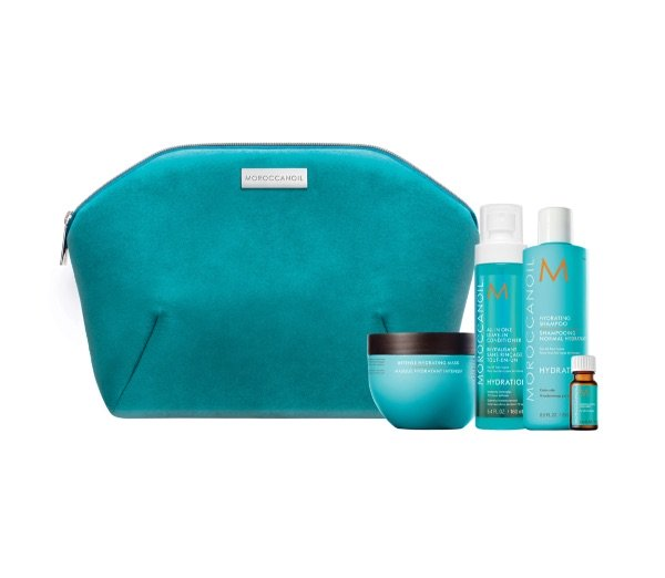 Magic of Hydration Moroccanoil Christmas Gift Sets Canterbury Hairdressers
