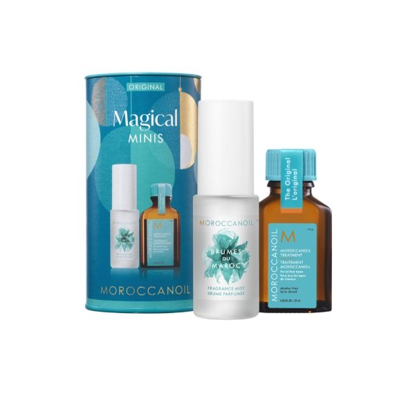 Magical Minis Moroccanoil Christmas Gift Sets Canterbury Hairdressing Salon