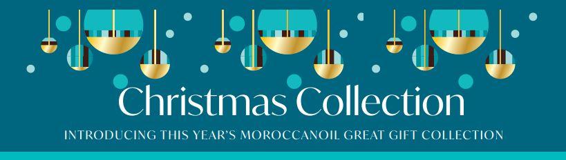 Moroccanoil Christmas Gift Sets 2021 Canterbury Hair Salon