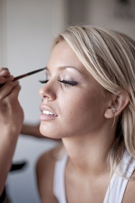 professional make-up at Blakes Hair & Beauty Salon in Canterbury