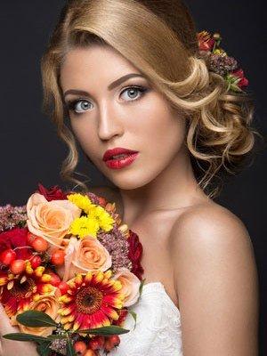 professional make-up at Blakes Hair & Beauty Salon in Canterbury