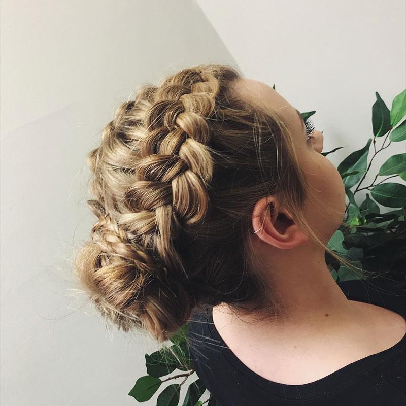Wedding Hairat Blakes Hair & Beauty Salon in Canterbury