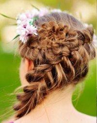 Plaited Wedding Hairstyles Canterbury hairdressers